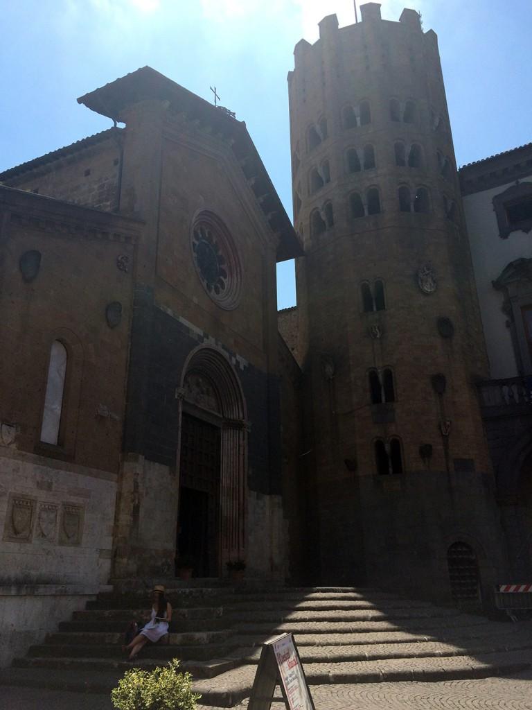 Orvieto Kappa Tur mu? Asla… Baştan Başa Büyük İtalya Turu 5.Bölüm Orvieto Roma