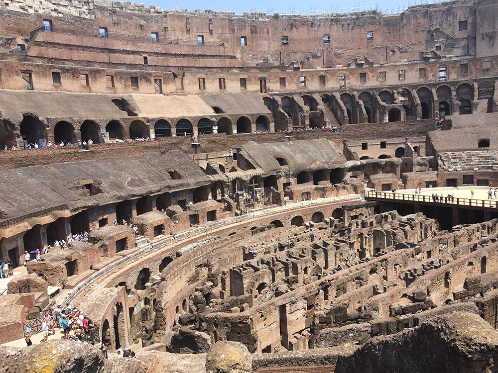 3 Kappa Tur mu? Asla… Baştan Başa Büyük İtalya Turu 6.Bölüm Roma