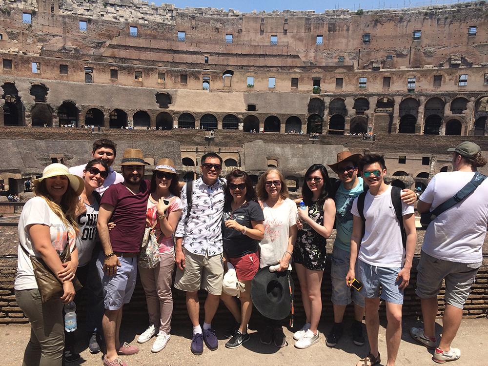 Kolezyum Kappa Tur mu? Asla… Baştan Başa Büyük İtalya Turu 6.Bölüm Roma