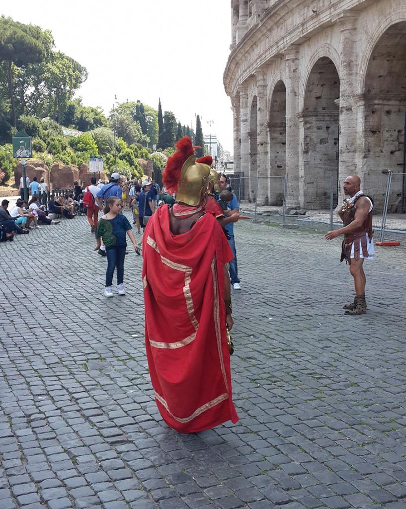 Roma Kappa Tur mu? Asla… Baştan Başa Büyük İtalya Turu 6.Bölüm Roma