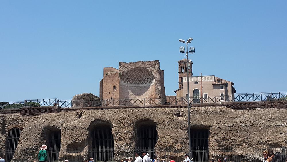7 Kappa Tur mu? Asla… Baştan Başa Büyük İtalya Turu 6.Bölüm Roma