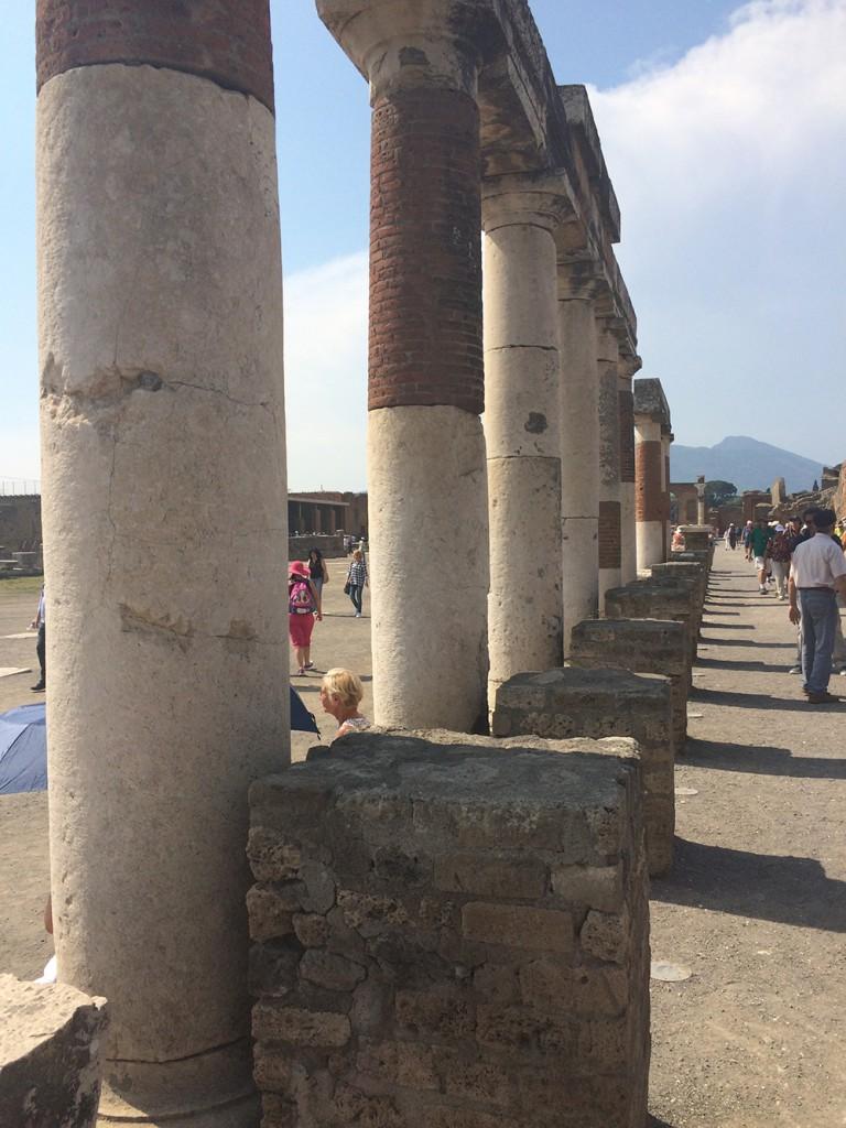 7 Kappa Tur mu? Asla… Baştan Başa Büyük İtalya Turu 7.Bölüm SON Pompei