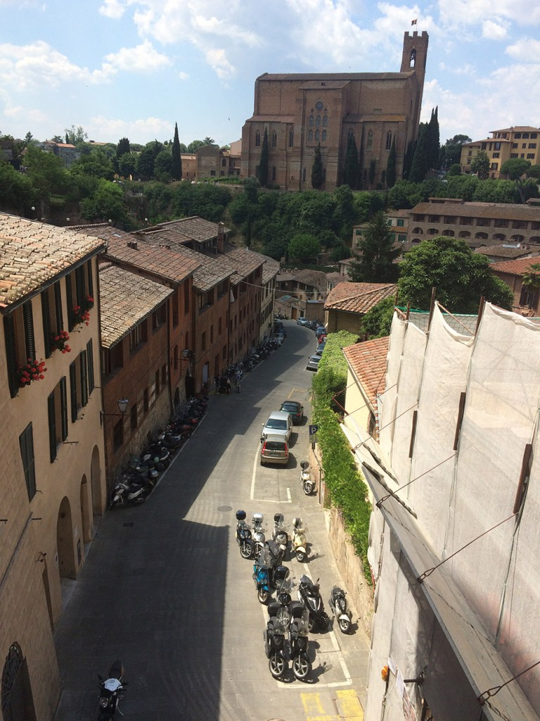 Siena Kappa Tur mu? Asla… Baştan Başa Büyük İtalya Turu 4.Bölüm Siena