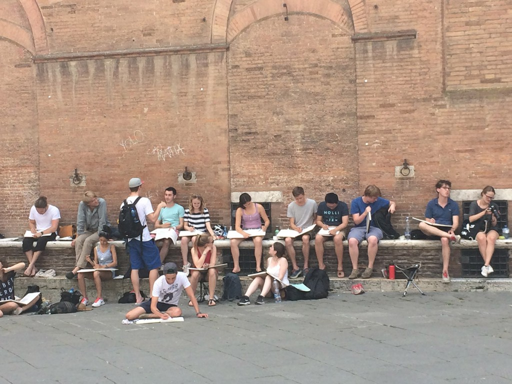 IMG_3480 Kappa Tur mu? Asla… Baştan Başa Büyük İtalya Turu 4.Bölüm Siena