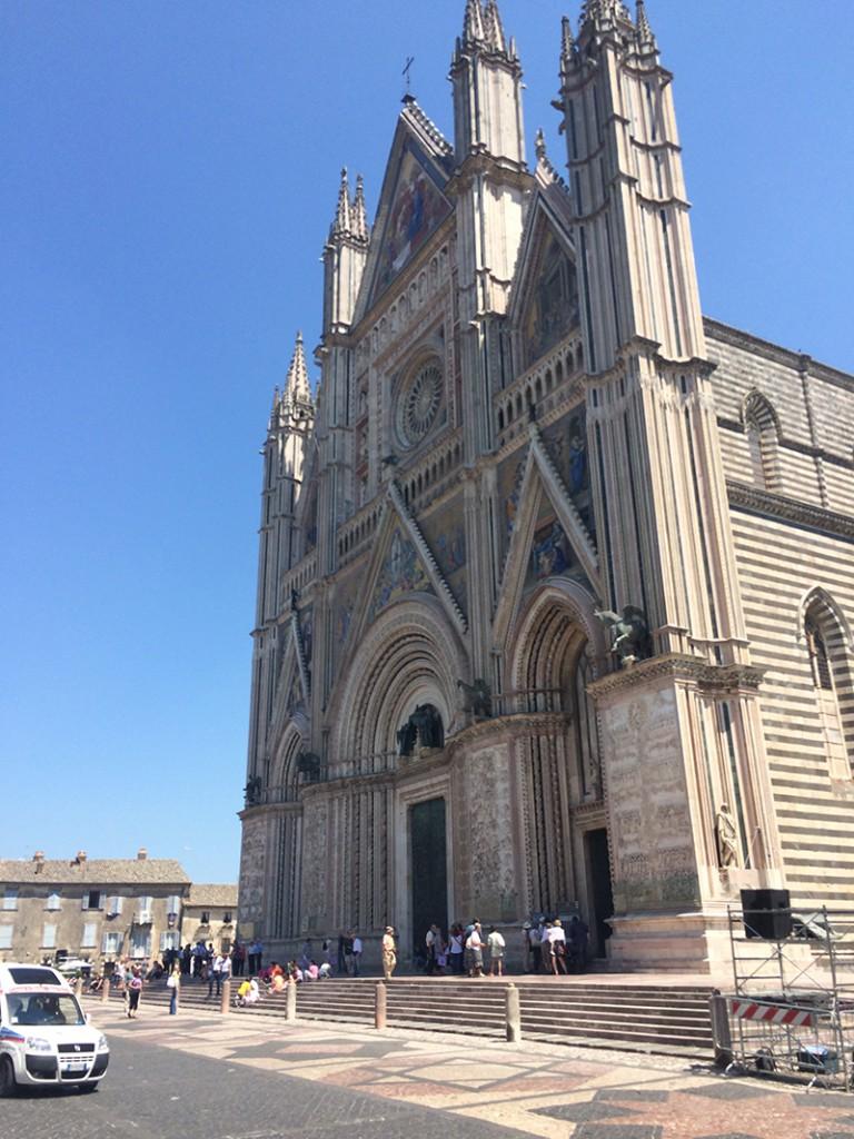 Orvieto Katedral Kappa Tur mu? Asla… Baştan Başa Büyük İtalya Turu 5.Bölüm Orvieto Roma
