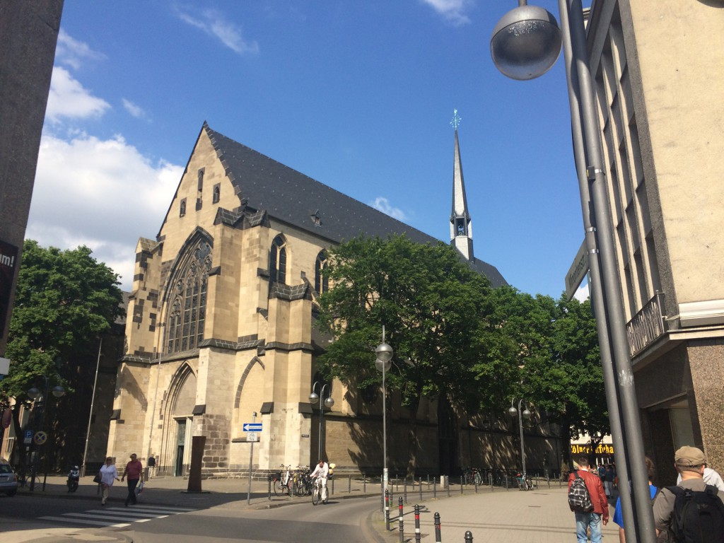 IMG_4513 Avrupa'nın Ortası: Köln
