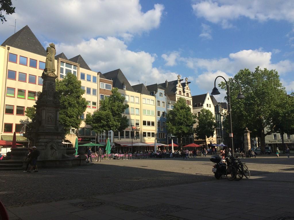 IMG_4520 Avrupa'nın Ortası: Köln