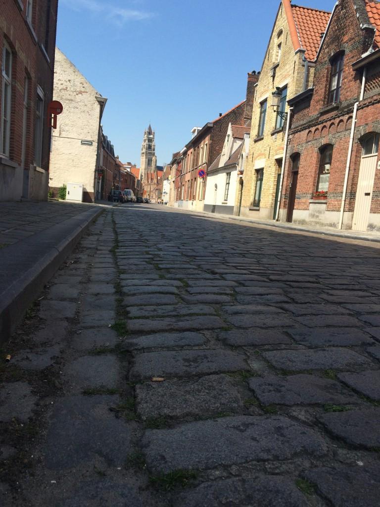 Brugge Sokakları Masallar Şehri Bruges, Brugge, Brügge