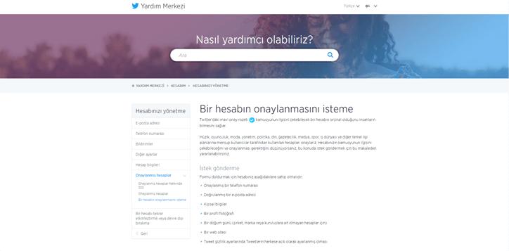 Twitter Verified Twitter Verified Onaylanmış Hesap Sistemini Tüm Kullanıcılarına Açtı