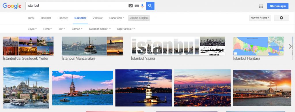 Google_Image Elim, Ayağım, Google. Arama Yapmayı Biliyor muyuz?