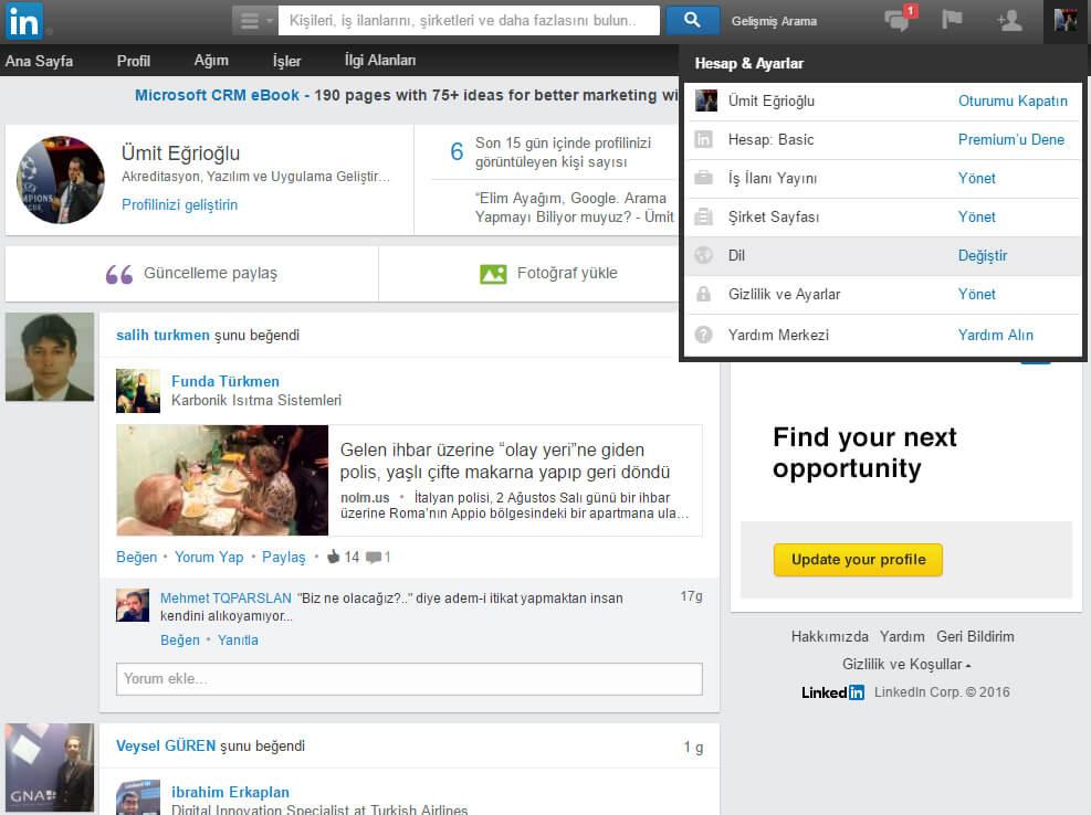 Linkedin_Pulse Linkedin Pulse Nedir, Nasıl Kullanılır?