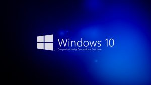 Windows 10 Windows 10 Yıldönümü Güncelleştirmesi