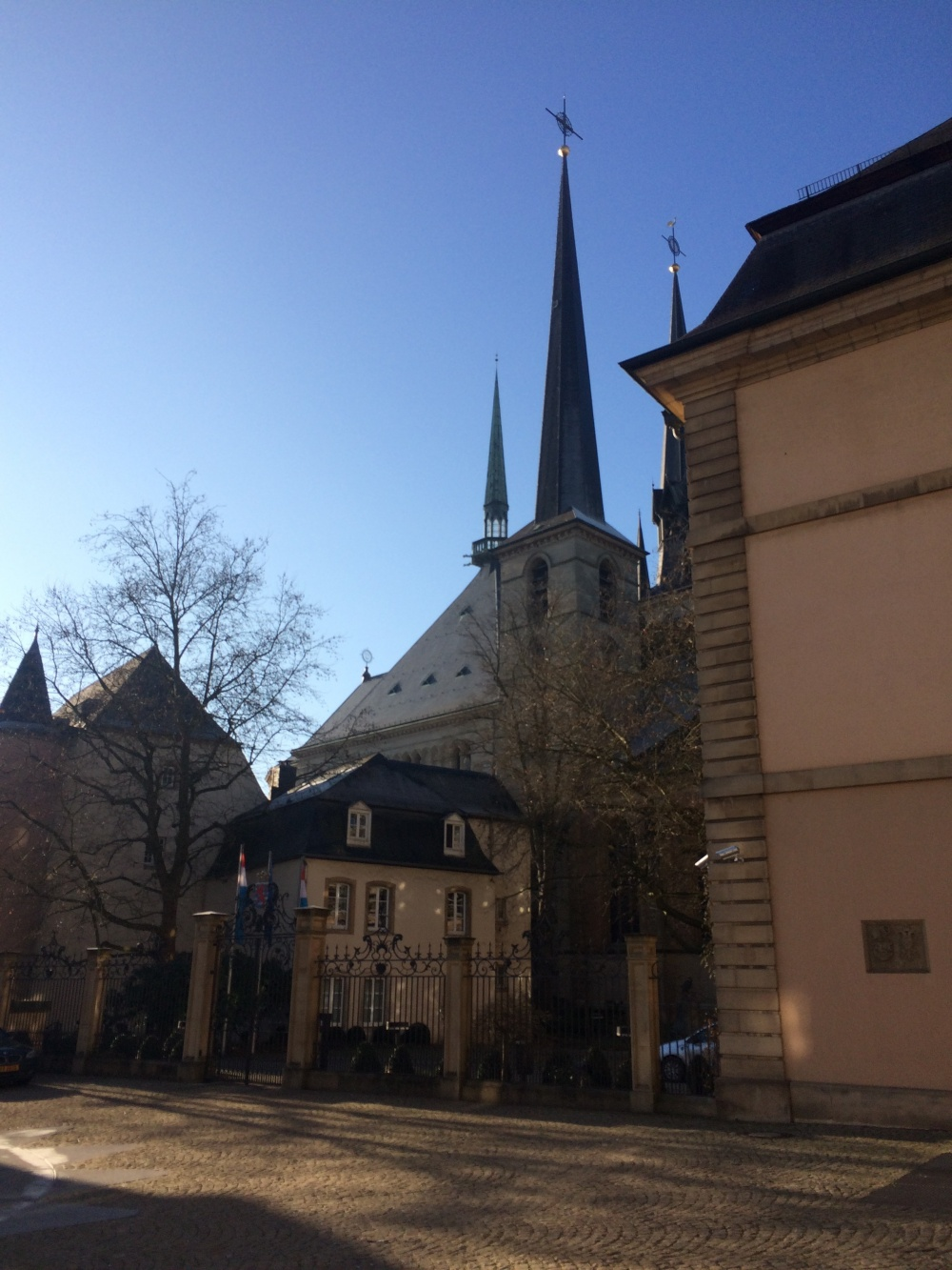 Lüksemburg – Luxembourg