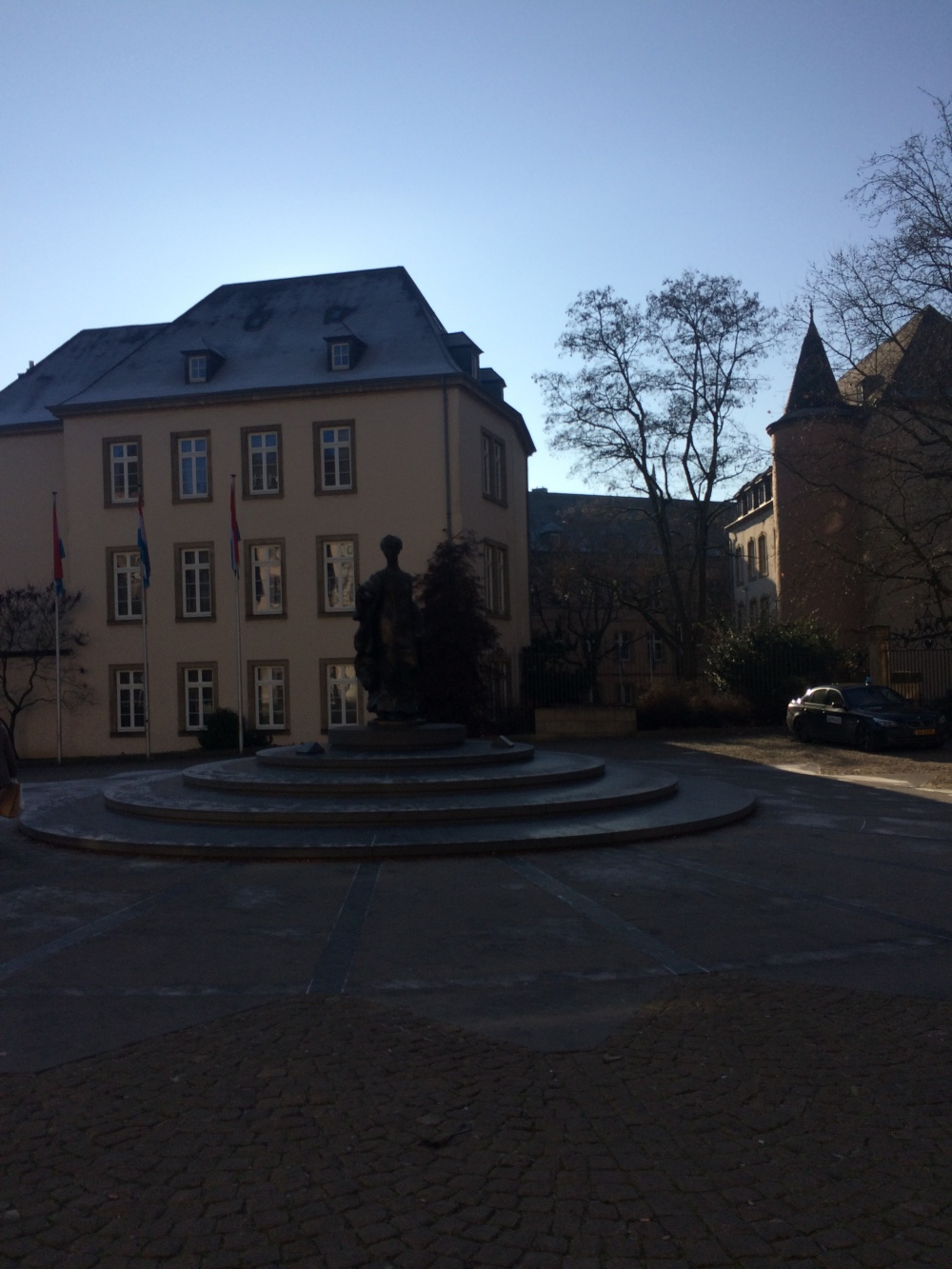 Lüksemburg – Luxembourg Küçük Ülke Luxembourg(Lüksemburg)