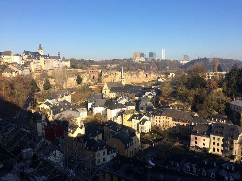 Küçük Ülke Luxembourg(Lüksemburg)