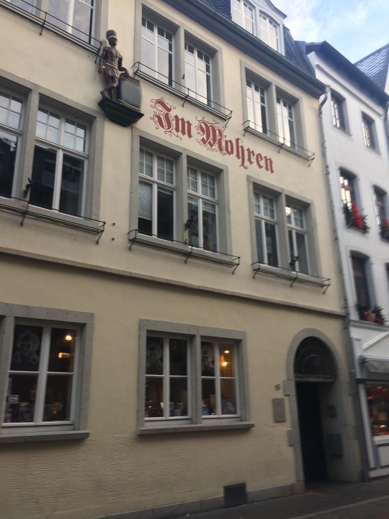Beethoven-Haus Bonn Almanya'nın eski başkenti Bonn