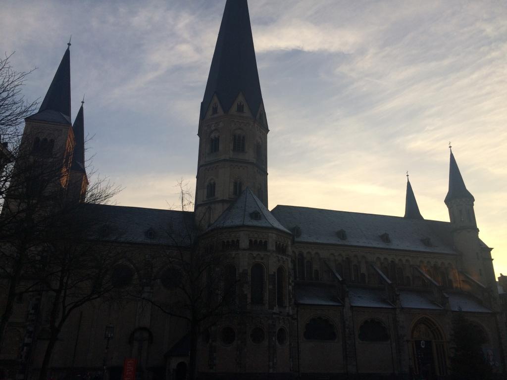 Almanya'nın eski başkenti Bonn