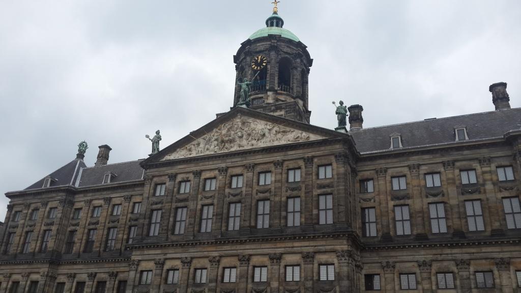 Özgürlükler Şehri Amsterdam ve Mimarinin Başkenti Rotterdam
