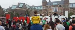 IMG_5056 Özgürlükler Şehri Amsterdam ve Mimarinin Başkenti Rotterdam