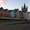 Koln-(13) Köln, Cologne Almanya'daki Küçük Türkiye