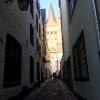 Koln-(4) Köln, Cologne Almanya'daki Küçük Türkiye