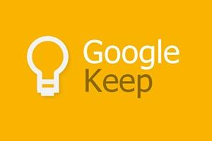 Google Araçları - Keep Hayatınız Kolaylaştıracak Az Bilinen Google Araçları