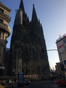 Köln, Cologne Almanya'daki Küçük Türkiye
