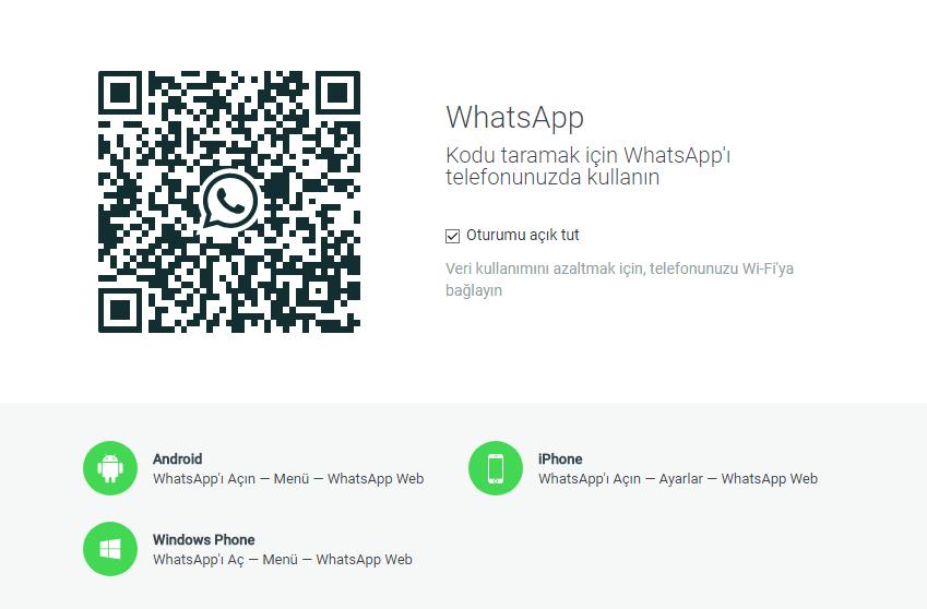 WhatsApp Web Nasıl Kullanılır WhatsApp Web Nasıl Kullanılır?