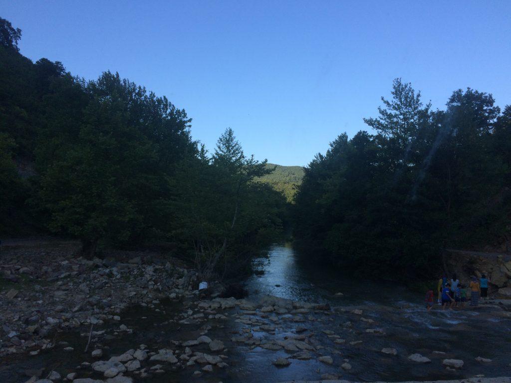 Kamp Rotamız Hacıllı Köyü Şelaleleri