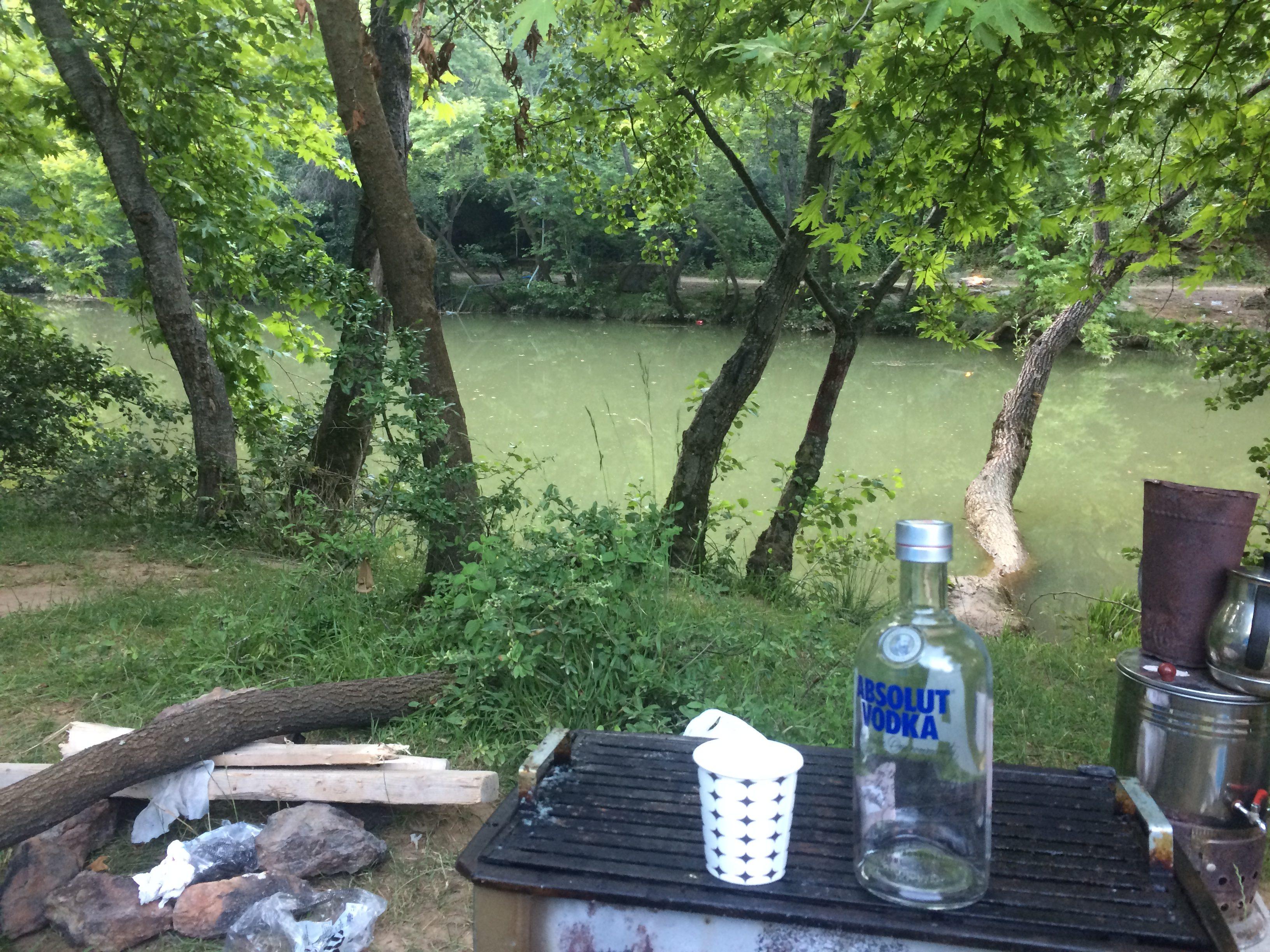 2017-06-25 20-07-46 Kamp Rotamız Hacıllı Köyü Şelaleleri
