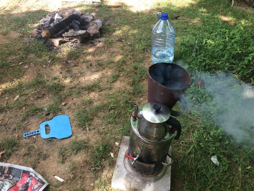 Hacıllı Kamp Alanı Kamp Rotamız Hacıllı Köyü Şelaleleri