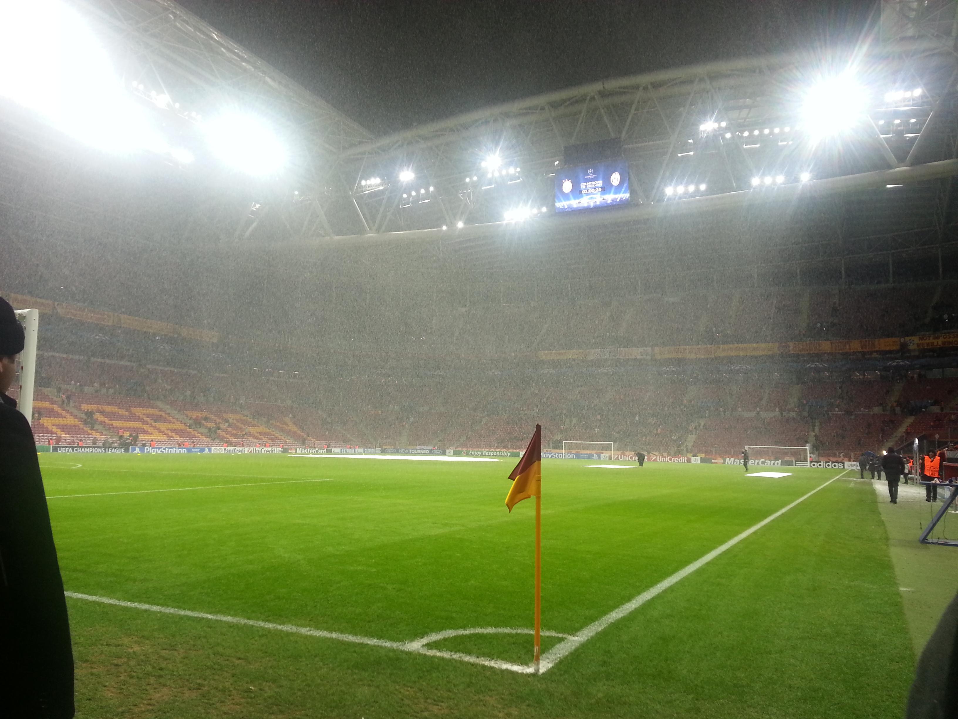 Galatasaray-Juventus Tarihe Tanıklık Ettik, Galatasaray-Juventus Maçının Hikayesi