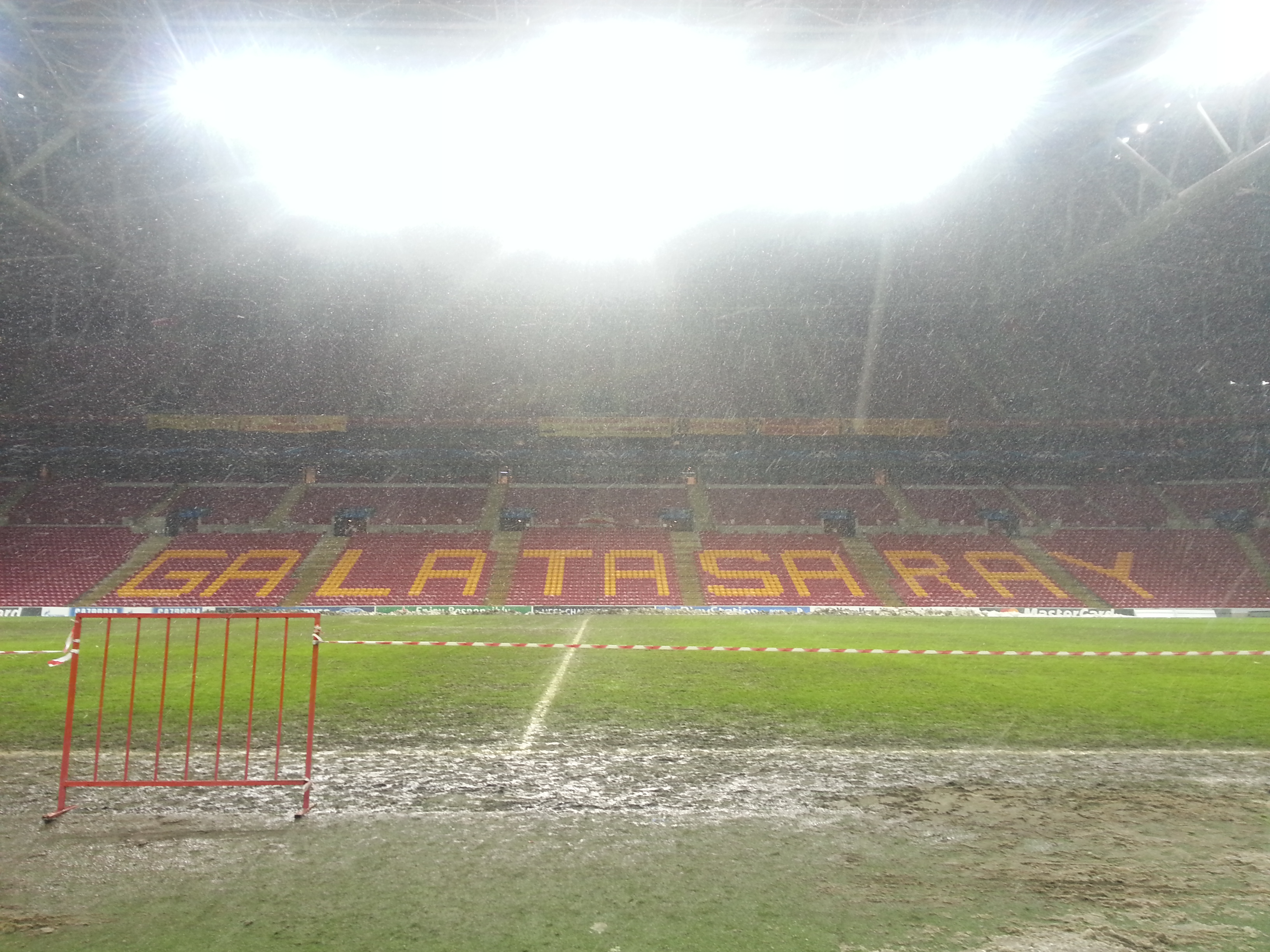 Tarihe Tanıklık Ettik, Galatasaray-Juventus Maçının Hikayesi