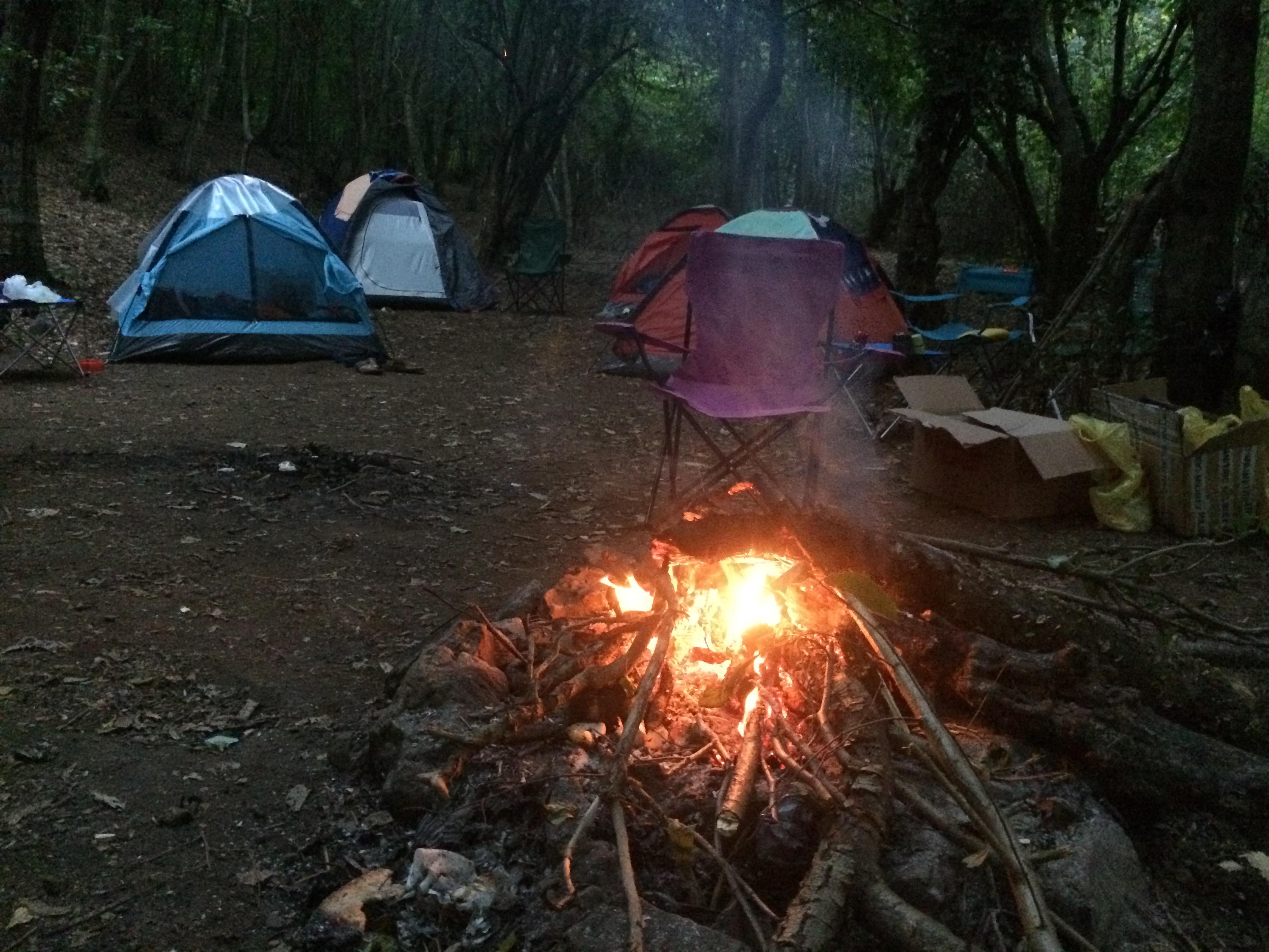 Doğayla İçi içe Yalova, Çınarcık, Erikli Yaylası, Çifte Şelaleler Kamp