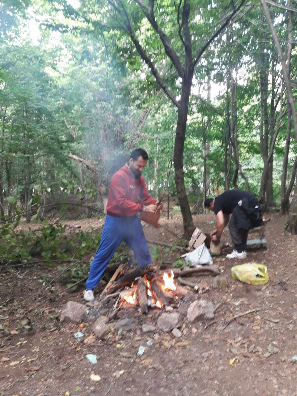 Çınarcık Erikli Yaylası Kamp Doğayla İçi içe Yalova, Çınarcık, Erikli Yaylası, Çifte Şelaleler Kamp