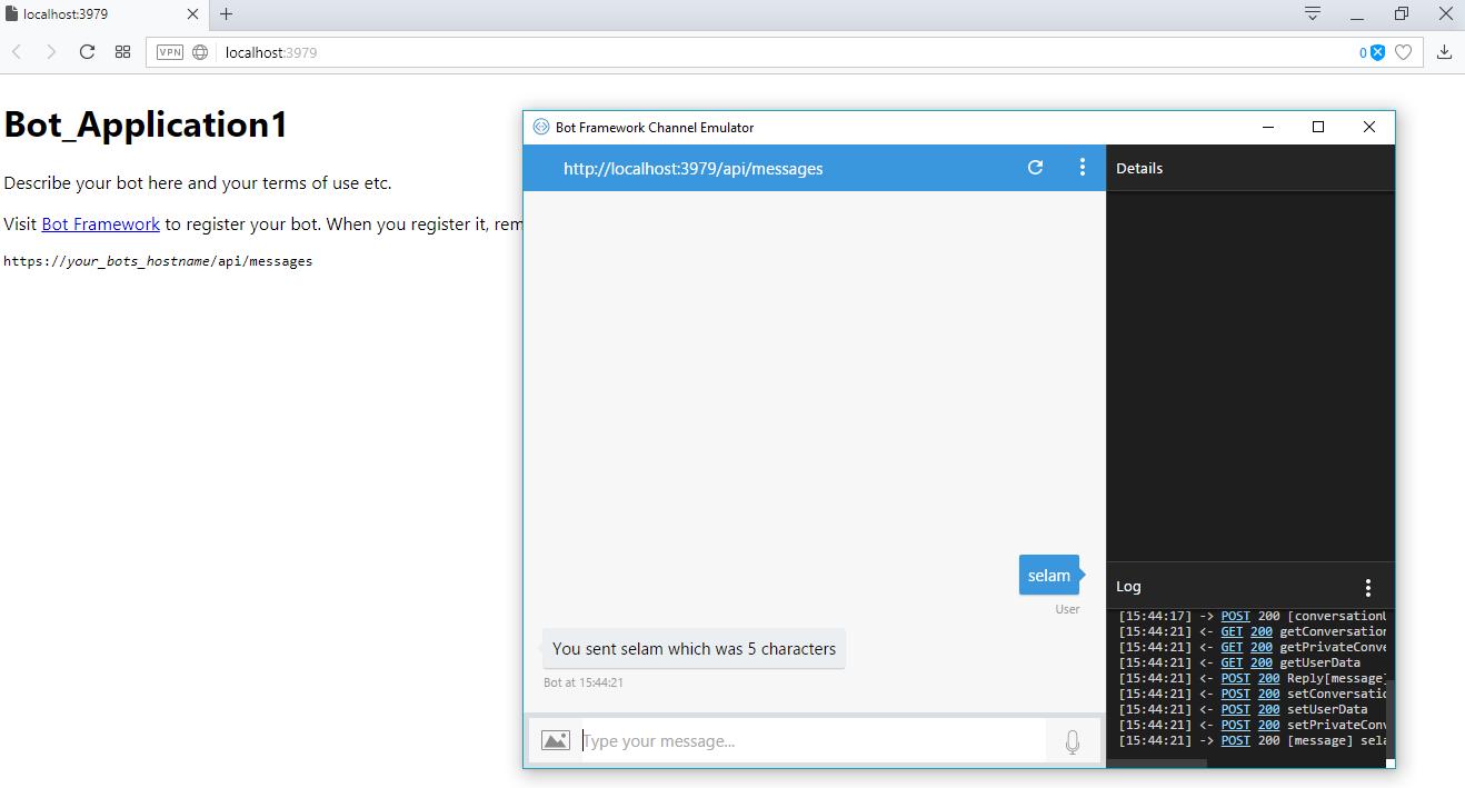 Bot Emulator Chatbot Nasıl Yapılır? Microsoft Bot Framework Nedir?
