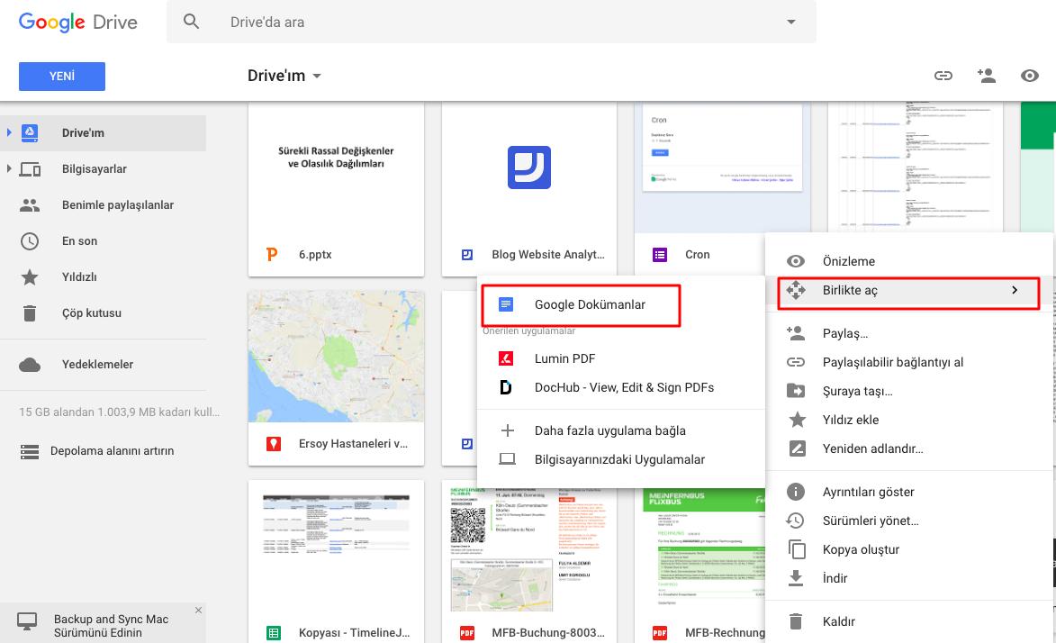 PDF Dosyasını Düzenlenebilir Bir Metin Belgesine(Microsoft Word) Dönüştürme