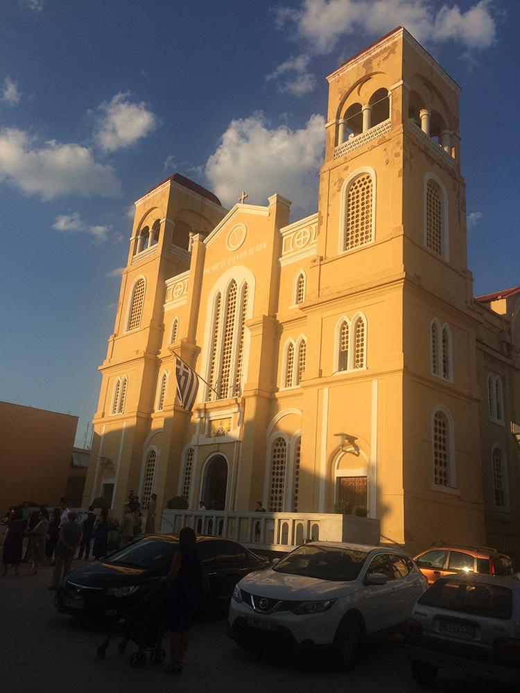 Aziz NicholasKatedrali Günübirlik Yunan Havası – Aleksandropoli (Dedeağaç)