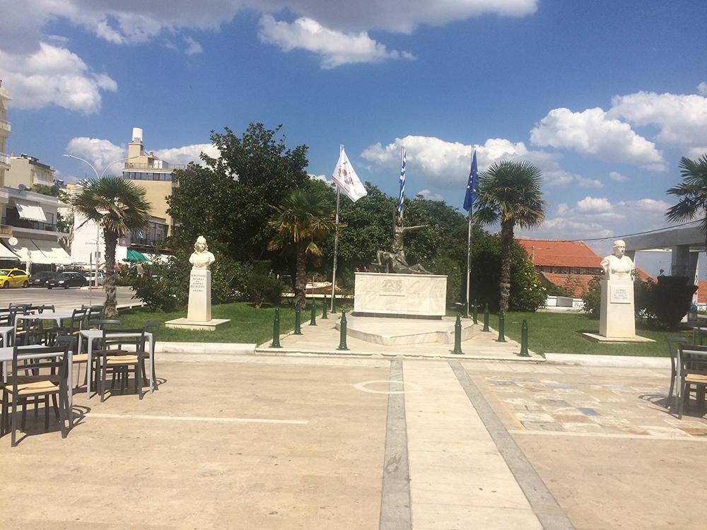 Alexandroupoli - Dedeağaç Günübirlik Yunan Havası – Aleksandropoli (Dedeağaç)
