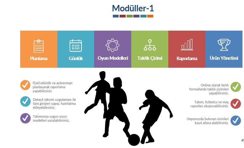 FootballMS – Futbol Yönetim Uygulaması