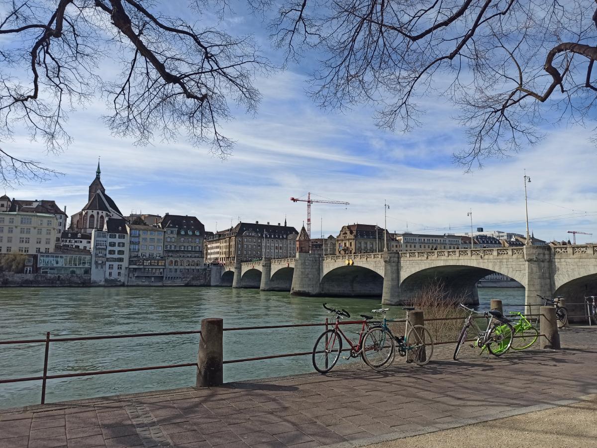 Tramvaylar Şehri Basel